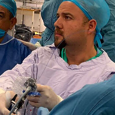 Cirugia de la prostata con laser HoLEP 1 Inicio
